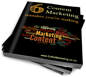 6 Content Marketing Mistakes you're making